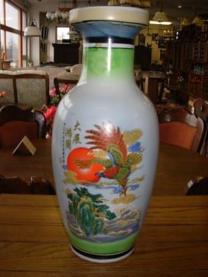 č.1158 čínská keramická váza