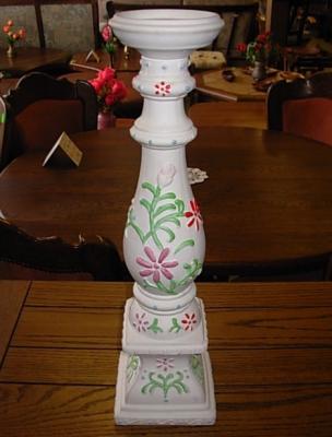 č.315 keramický svícen