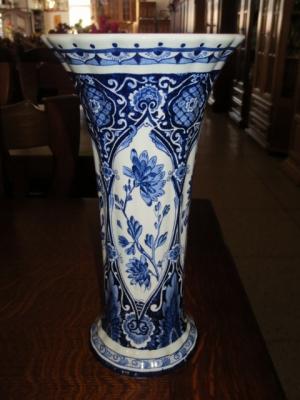 č.359 porcelánová váza DELFTS