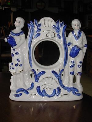 č.827 porcelánové sousoší