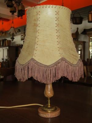 č.1362 lampa stolní