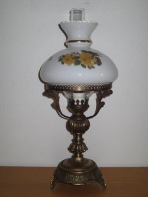 č.1295 lampa stolní