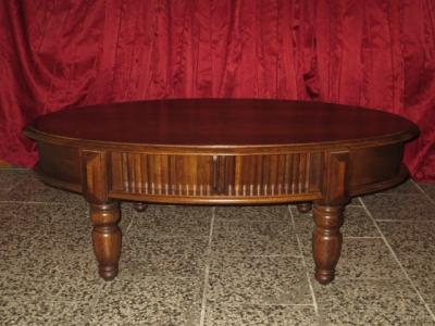 č.1580 konferenční stůl 129x79 cm