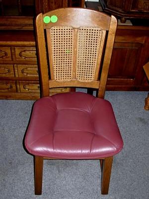 č.833 židle kožená