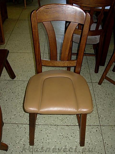 č.381 židle čalouněná