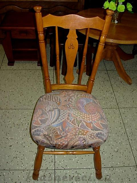č.447 židle čalouněná