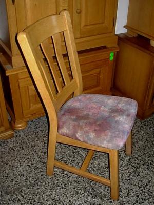 č.165 židle čalouněná