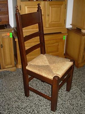 č.1609 židle s výpletem