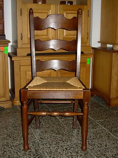 č.179 židle s výpletem