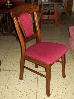 č.414 židle čalouněná