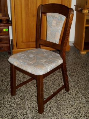 č.1431 židle čalouněná