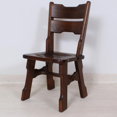 č.877 židle masiv dub