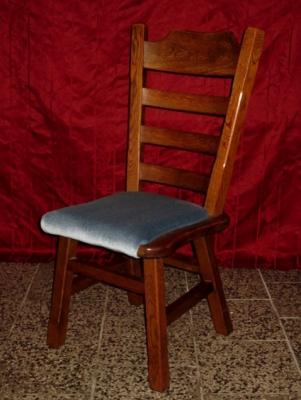 č.1707 židle čalouněná