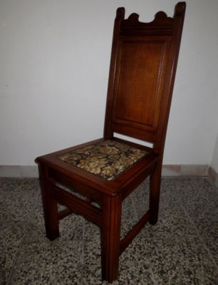 č.788 židle čalouněná