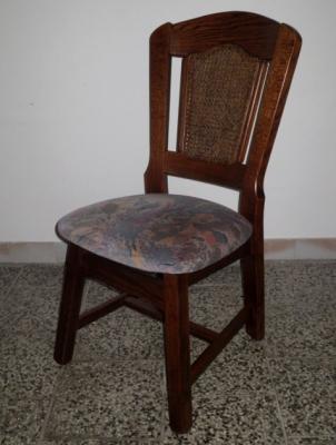 č.1825 židle čalouněná