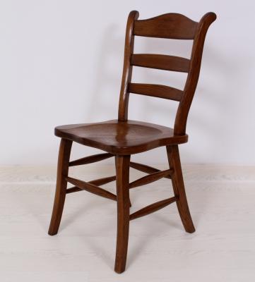 č.1065 židle masiv dub