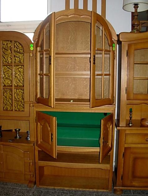 č.1396 vitrína