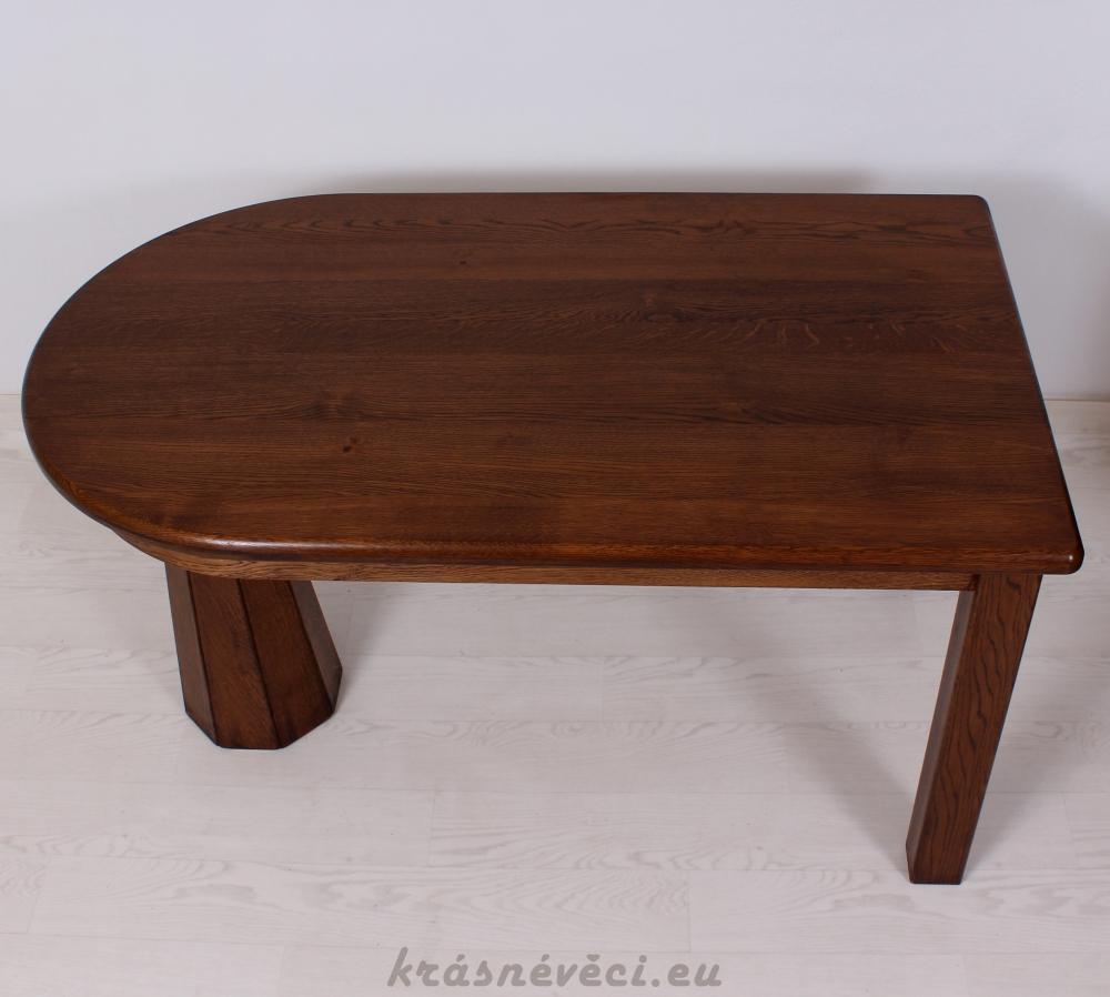 č.1643 kuchyňský stůl atypický 139x80 cm
