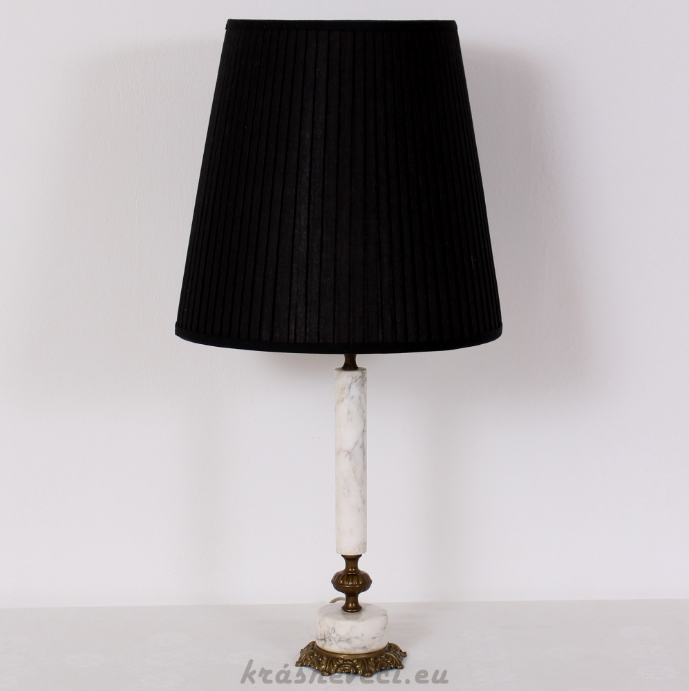 č.727 lampa stolní