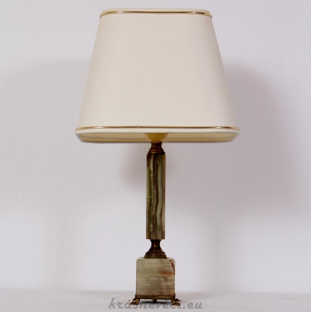 č.731 lampa stolní