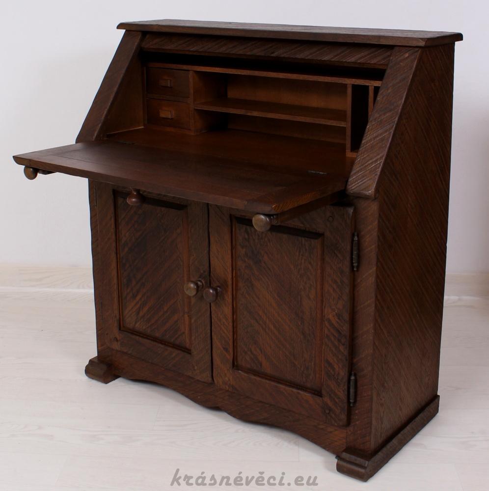 č.754 komoda - psací stůl