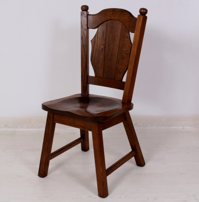 č.749 židle masiv dub