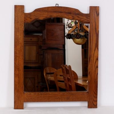 č.1047 zrcadlo 62x75 cm