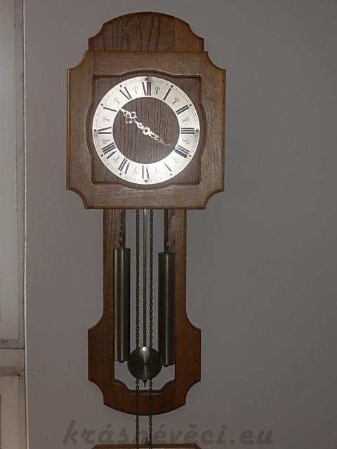 č.1533 hodiny závěsné mechanické