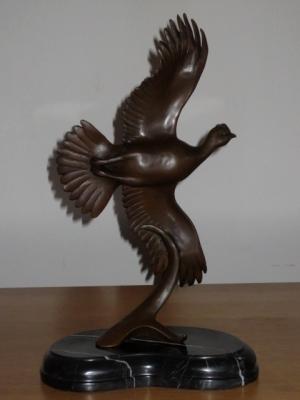 č.1899 pták bronzový