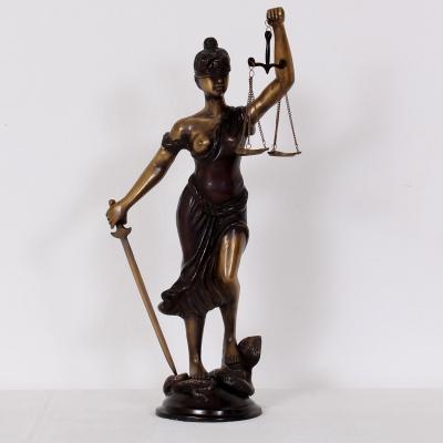 č.1507 socha spravedlnosti 57 cm