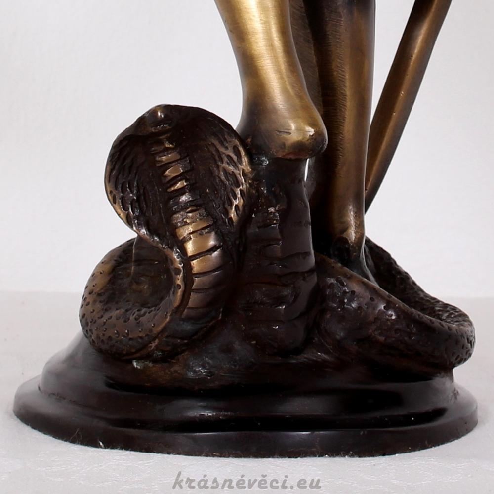 č.613 socha spravedlnosti 43 cm