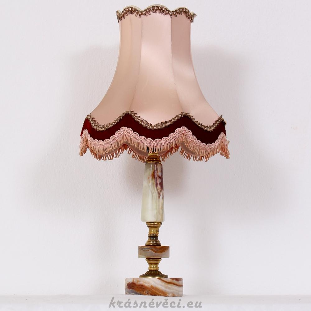 č.1224 lampa stolní