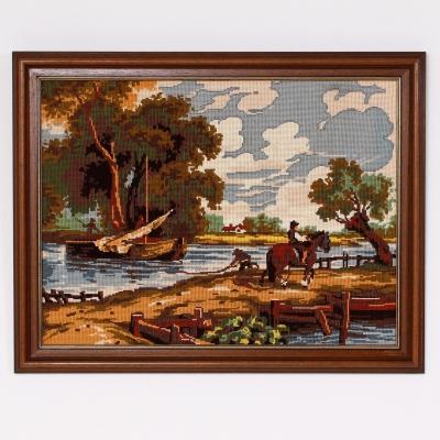 č.459 obraz výšivka 68x53 cm