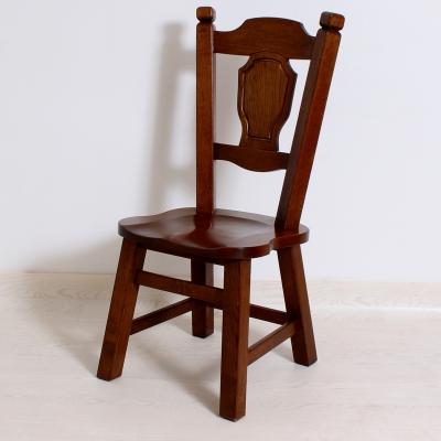 č.1885 židle masiv dub