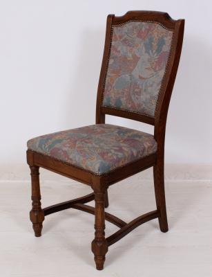 č.1218 židle čalouněná