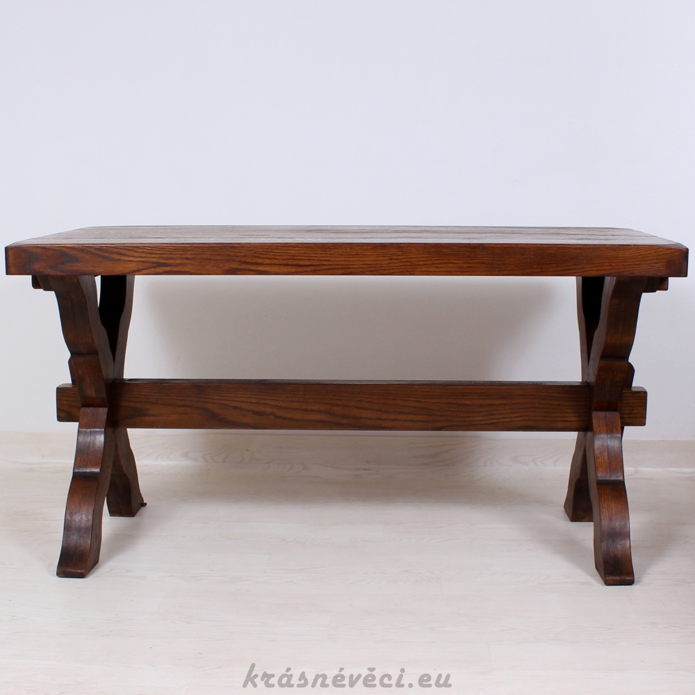 č.1659 kuchyňský stůl obdelník 144x80 cm