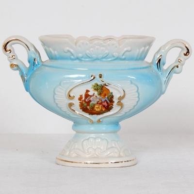 č.952 porcelánová váza - ITÁLIE