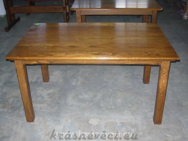 č.2581 kuchyňský stůl obdelník 141x86 cm