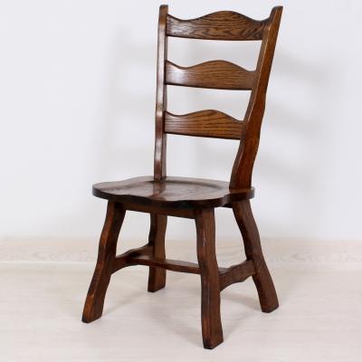 č.1009 židle masiv dub