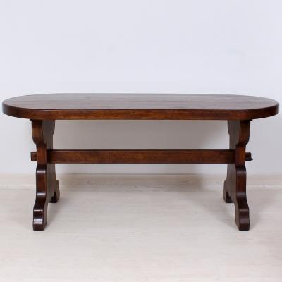 č.1788 kuchyňský stůl oválný 180x80 cm