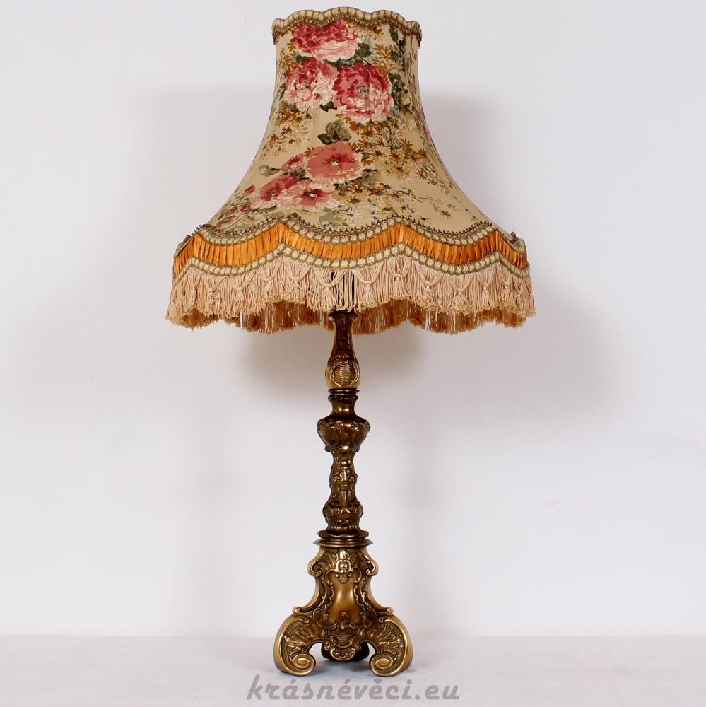 č.84 stolní lampa výška 94 cm
