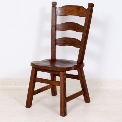 č.1937 židle masiv dub