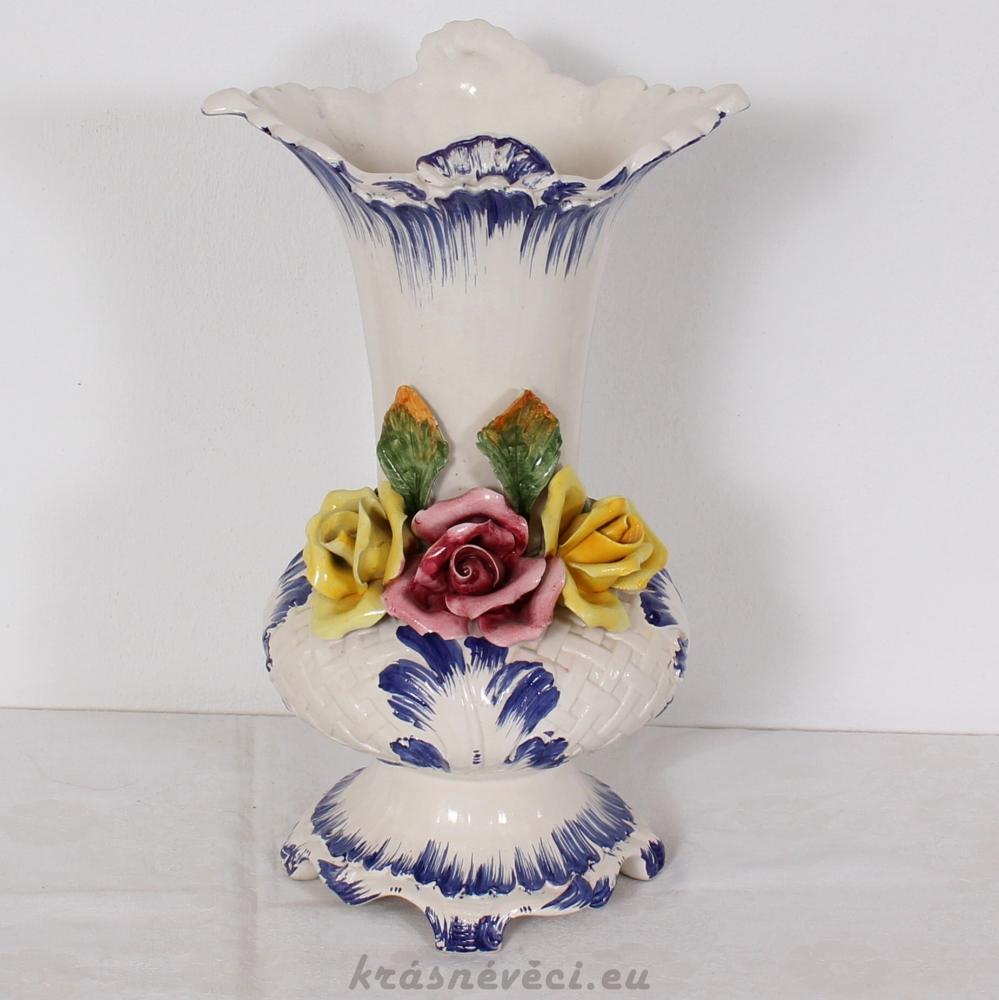 č.551 keramická váza