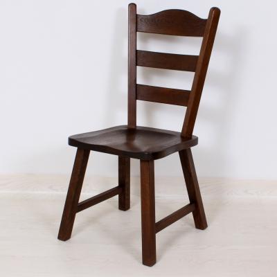 č.1311 židle masiv dub
