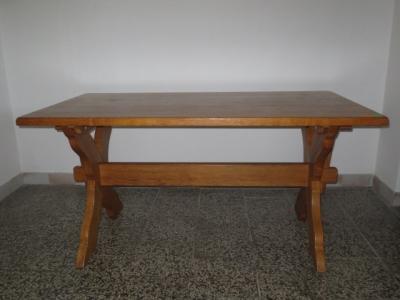 č.1663 kuchyňský stůl obdelník 151x84 cm